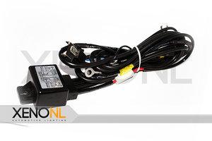 H4 bi-xenon kabelboom relais