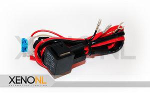 xenon kabelboom relais motor