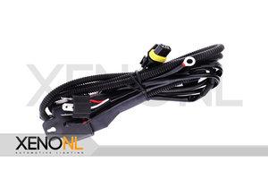 H4 bi-xenon motor kabelboom
