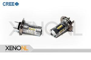H7 CREE 16 LED 80W