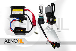 Slim motor bi-xenon kit