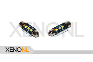 41 / 42mm Canbus G3 3 LED