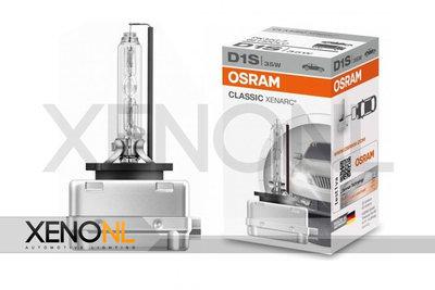 Osram Xenon Classic D1S 66140CLC