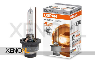 Osram Xenon Original D2S 66240