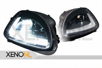 Chevrolet Corvette (05-13): XB LED Headlights