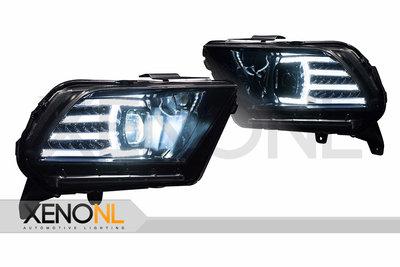 Ford Mustang (10-14): XB LED Headlights