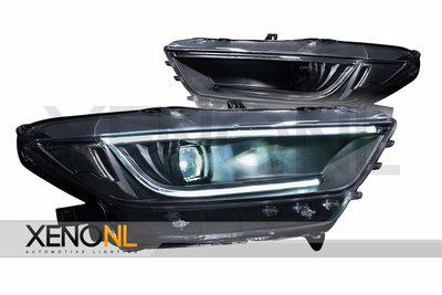 Ford Mustang (15-17): XB LED Headlights