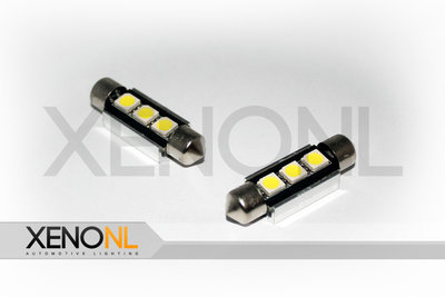 39mm Canbus 3 SMD LED wit