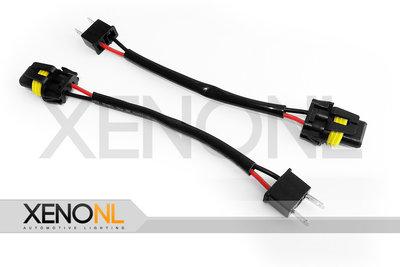 H7 naar HB4 9006 adapter
