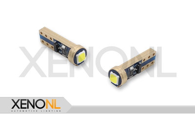 T5 3030SMD LED wit blauw rood